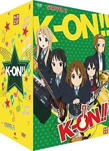 K-ON!! - Staffel 2 - Vol. 1, inkl. Sammelschuber (Limited Edition)