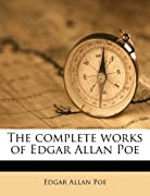 The complete works of Edgar Allan Poe by Edgar Allen Poe, Edgar Allan Poe cover image