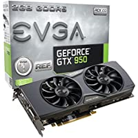 EVGA GeForce GTX 950 DirectX 2GB 128-Bit GDDR5 PCI Express Video Card + Free Dead by Daylight or Hard Reset Redux