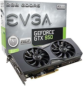 EVGA GeForce GTX 950 2GB 128-Bit Video Card