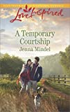 img - for A Temporary Courtship (Maple Springs) book / textbook / text book