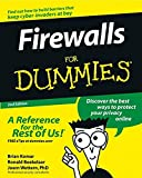 img - for Firewalls For Dummies book / textbook / text book