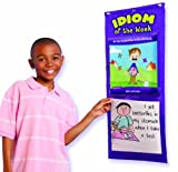 Educational Insights Idiom of the Week Pocket Chart