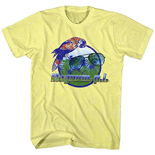 Magnum -  T-shirt - Uomo Yellow Heather X-Large