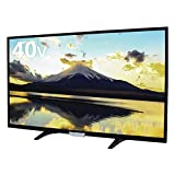 maxzen J40SK01 [40V型 地上・BS・110度CSデジタルフルハイビジョン液晶テレビ]