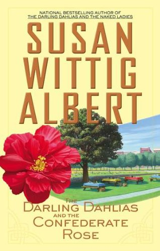 Image of The Darling Dahlias and the Confederate Rose (Darling Dahlias Mysteries)