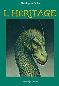 L'H�ritage, Tome 4 : L'H�ritage par Christopher Paolini