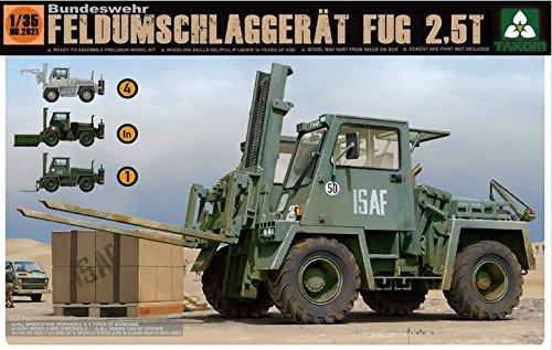 Takom Bundeswehr FUG 2.5 Model Kit (1/35 Scale)