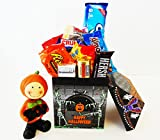 Unlocking Greatness You Are LOVED Halloween Bobblehead, Chocolate and Candy Gift Basket