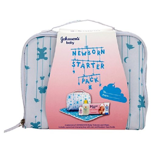 Johnson'S Baby Newborn Starter Kit back-906823