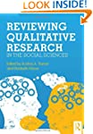 Reviewing Qualitative Research in the...