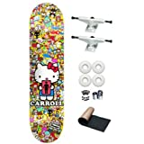 Girl Mike Carroll Hello Kitty #2 8.0 Skateboard Deck Complete by Girl
