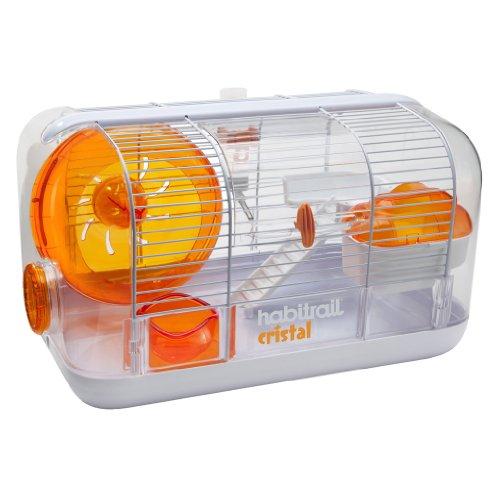 Habitrail Cristal Hamster Habitat 51nfDQ5zkRL