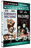 Doble Sesión William Castle: Caminante Nocturno + Macabro (The Night Walker + Macabre) V.O.S. [DVD]