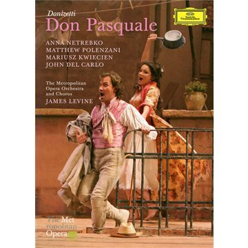 Donizetti: Don Pasquale [DVD] [2011] [US Import] [NTSC]