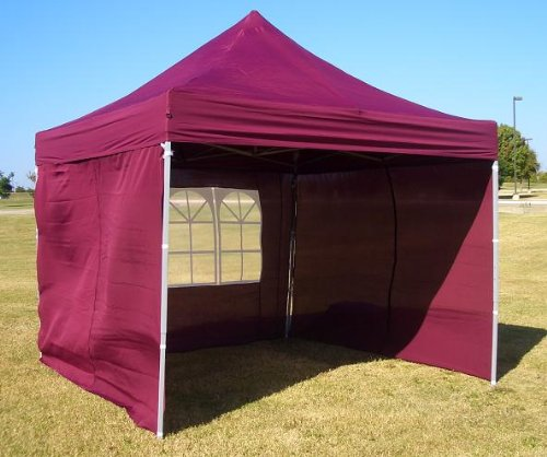 Walmart.com: Stow-EZ Pop Up Canopy, 10' x 10', Blue: Camping