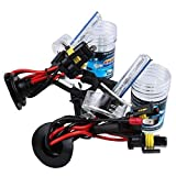 Car Xenon HID Headlight Kit Conversion Bulbs Headlight (Color: Multi-colored)