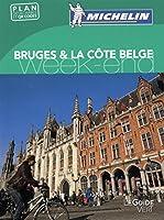 Bruges & la côte belge : Avec plan détachable et QR codes