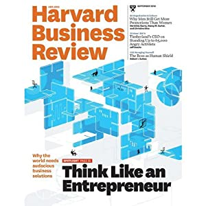 Harvard Business Review, September 2010 Periodical