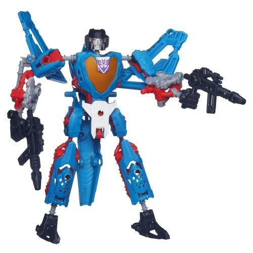 Transformers Construct-Bots Scout Class Thundercracker Buildable Action Figure - 1