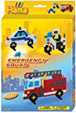 Hama Beads Emergency Squad