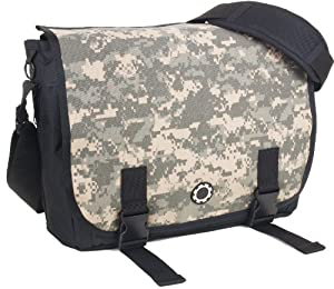 dadgear messenger diaper bag universal camo baby. Black Bedroom Furniture Sets. Home Design Ideas