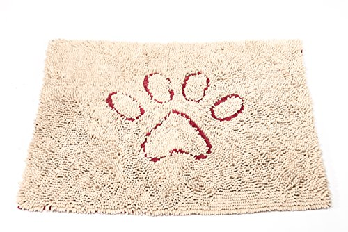 Dog Gone Smart Dirty Dog Doormat, Large, Khaki (Wet Dog Mat compare prices)