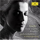 Bach Violin Concertos & Gubaidulina 'In Tempus Praesens'