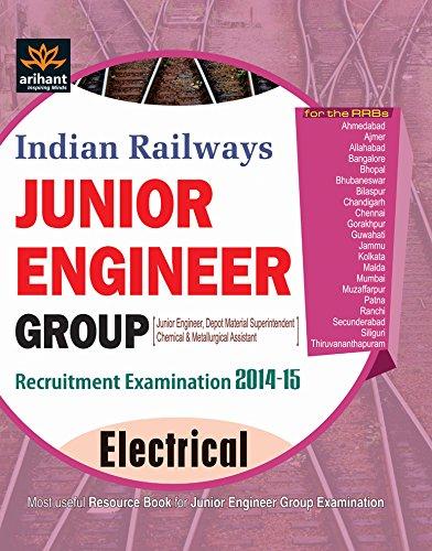 Indian Railways Junior Engineer Electrical Recruitment Exam (Old Edition)