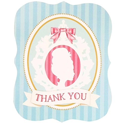 Let Them Eat Cake Thank-You Notes (8)