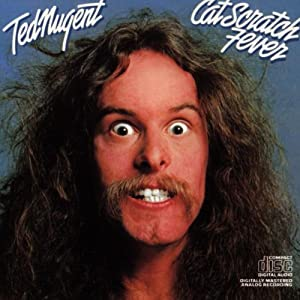 Cat Scratch Fever Song Ted Nugent