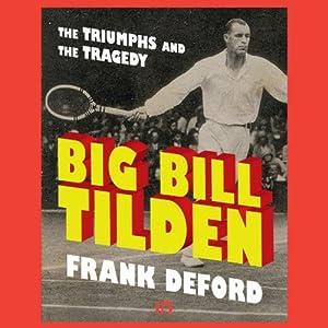 Big Bill Tilden Audiobook