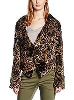 Silvian Heach Chaqueta Kiser (Leopardo)