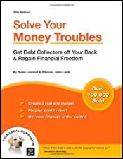 Solve Your Money Troubles Debt Credit and Bankruptcy by Robin Leonard J.D.