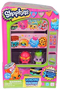 Shopkins Vending Machine