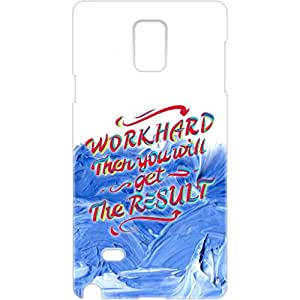 a AND b Designer Printed Mobile Back Cover / Back Case For Samsung Galaxy Note 3 (SG_N3_3D_2302)