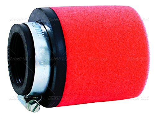 High Performance OUTSIDE DISTRIBUTING Foam Air Filter 38-40mm Red