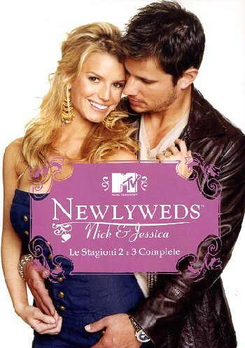 Newlyweds - Nick & Jessica Stagione 02-03 [3 DVDs] [IT Import]
