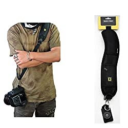 HEAVY DUTY DSLR CAMERA QUICK SLING STRAP FOR SINGLE CAMERA SHOULDER STRAP BELT STRAP Camera DSLR Neck Strap for Canon Nikon Sony