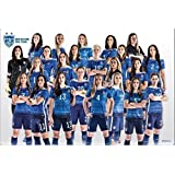 US Womens National Soccer Team Poster 2015