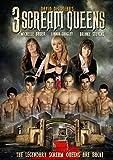 3 Scream Queens [DVD] [2014] [Region 1] [US Import] [NTSC]