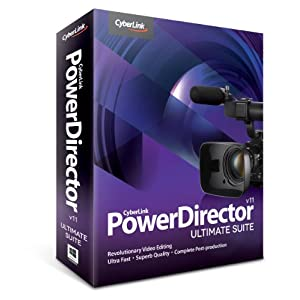  Cyberlink PowerDirector 11 Ultimate Suite reviews images