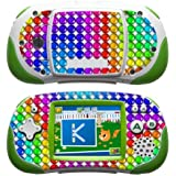 Rainbow Candy Design Protective Decal Skin Sticker For Leap Frog Leapster Explorer Learning Tablet