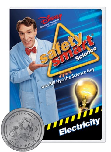 Safety Smart Science With Bill Nye The Science Guy: Electricity (Classroom Edition) front-333583