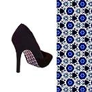 Delft Blue ShoeLicks