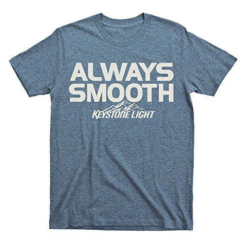 Keystone Light Always Smooth Adult T-shirt