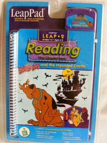 LeapPad Scooby-Doo and the Haunted Castle Leapfrog 2