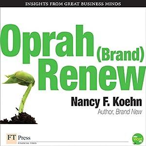 Oprah (Brand) New Audiobook