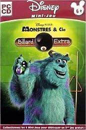 Monstres & Cie #1 Billard