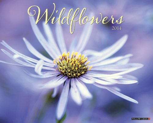 Wildflowers 2014 Calendar